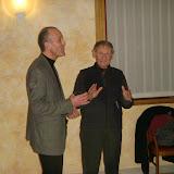 Repas Janvier 2011 et médaille Serge