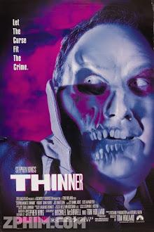 Lời Nguyền Giảm Cân - Thinner (1996) Poster