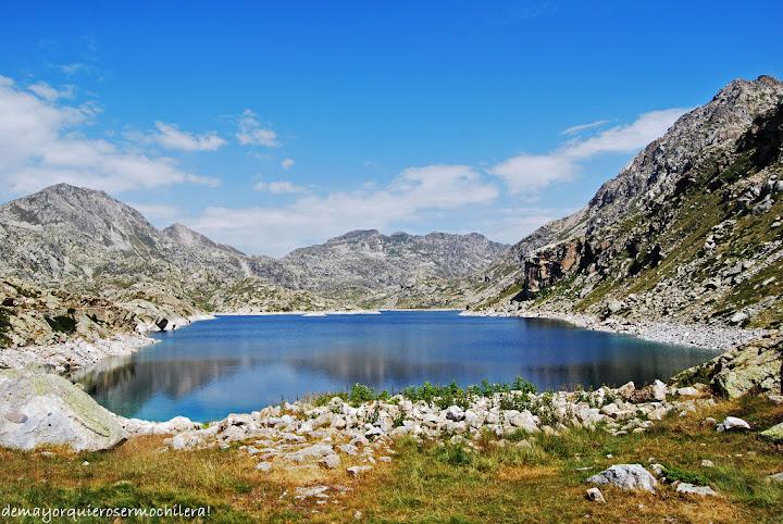 """Mejores rincones de España. """"La Vall Fosca"""" (El Valle Oscuro) en Lleida"""