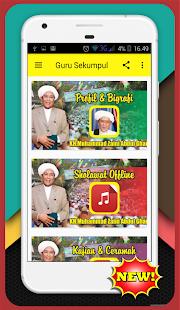 Guru Sekumpul Sholawat Offline & Ceramah - náhled