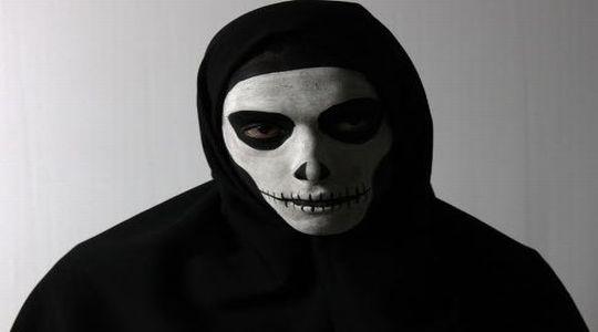 Maquillaje de halloween:Diabolico