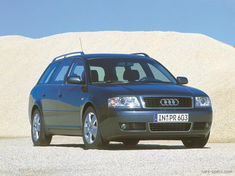 2003 audi a6 wagon specifications pictures prices. Black Bedroom Furniture Sets. Home Design Ideas
