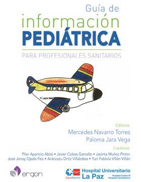 'Guía de Información Pediátrica' del Hospital Infantil La Paz