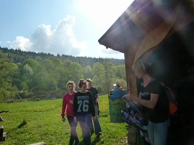 Zajęcia terenowe Źródliska Wisłoki - P1120953.JPG