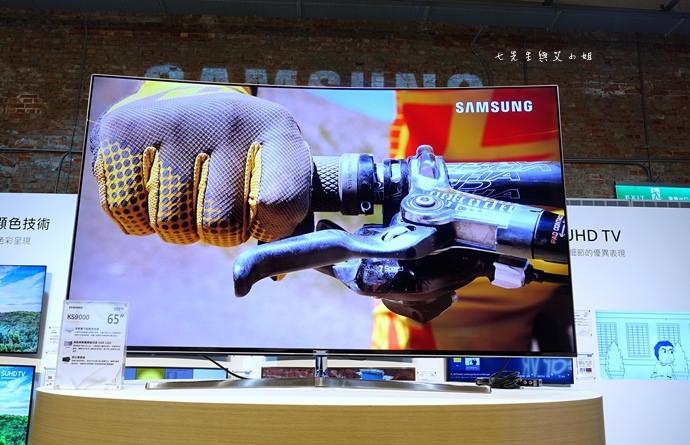 24 2016 三星 SAMSUNG SUHD 超4K電視