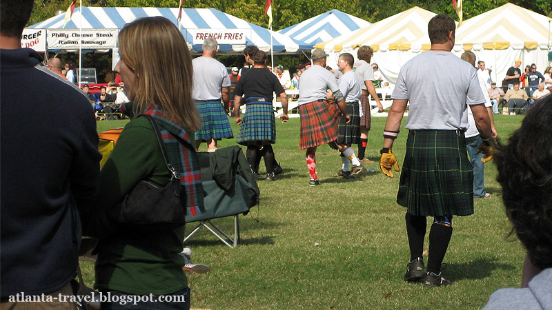 Scottish festival Highland_games