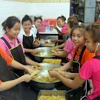Bangkok - hier wird Essbares produziert