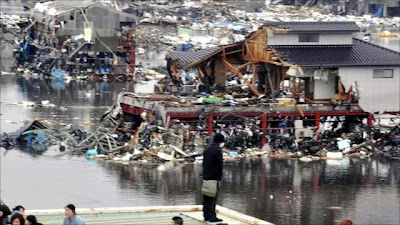 Japan Tsunami Death Toll