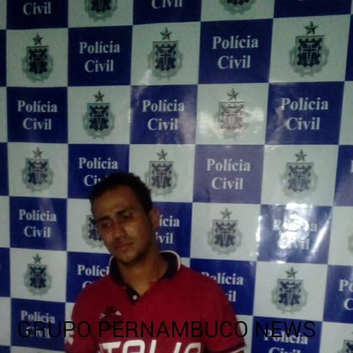 370b5514a No dia 11 03 2019 por volta da 23h30min  a guarnição da Polícia Militar e  Civil realizou a prisão de Lucas José da Silva