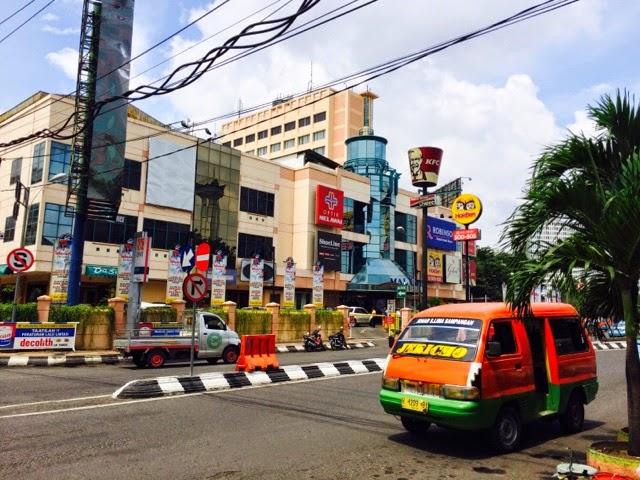 Hotel Ibis Semarang, Simpang Lima Semarang