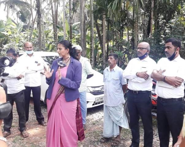 Mangaluru Dumping Yard | ಪಚ್ಚನಾಡಿ ಸಂತ್ರಸ್ತರಿಗೆ ಪರಿಹಾರ: ನ್ಯಾಯಾಧೀಶರಿಂದ ಖುದ್ದು ಪರಿಶೀಲನೆ, ಶೀಘ್ರದಲ್ಲೇ ಹೈಕೋರ್ಟ್ ವರದಿ ಸಾಧ್ಯತೆ