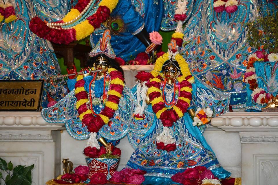 ISKCON Ujjain Deity Darshan 08 Jan 2016 (9)