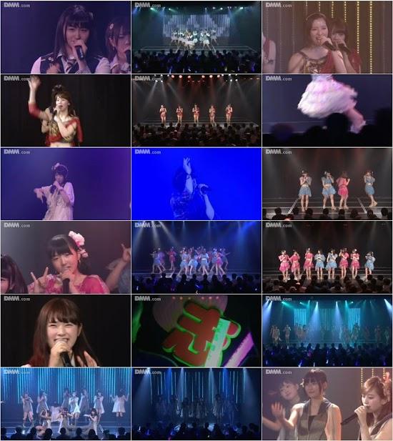 (LIVE)(公演) NMB48 チームBII「逆上がり」公演 木下春奈 生誕祭 160610 160615 160620