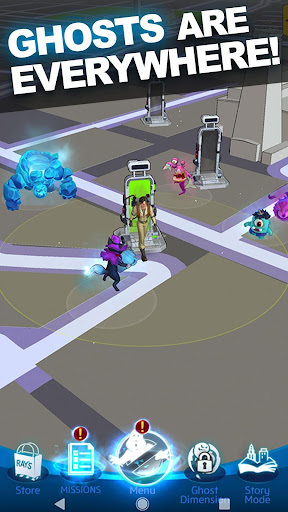 Ghostbusters World 1.11.1 screenshots 5