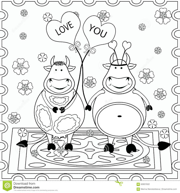 Background With Funny Animals Pattern Fills Coloring Pages For Kids And  Adults Black