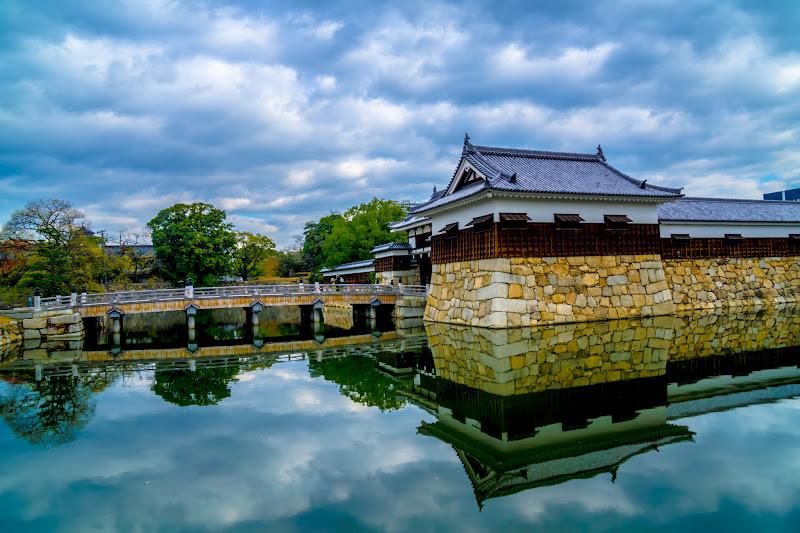 Hiroshima Castle Ninomaru3