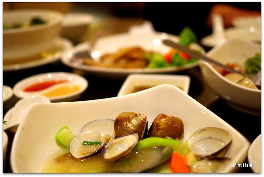 蓮潭尚荷軒  晚餐(圖9枚)