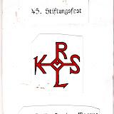 45. Stiftungsfest