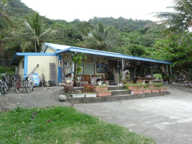 une guest house