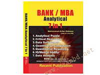 Bank / MBA Analytical 7 in 1 - by Arifur Rahman - PDF Download