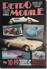 rétromobile1995