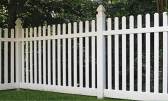 Afsco Fence Amp Deck Protection Pvc Vinyl Fence