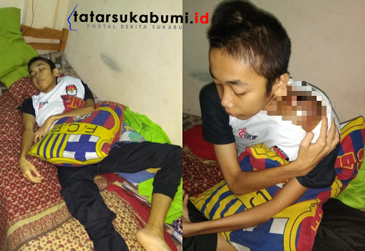 Belum Ditangani RSHS, Pasien Kanker Tulang Putera Guru Ngaji di Sukabumi Curhat ke Kang Emil