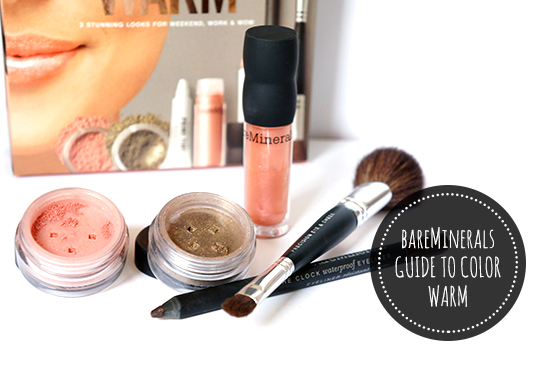 bareMinerals | Kit Color to Guide Warm