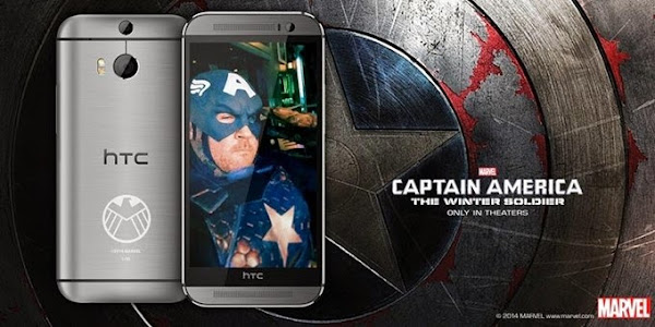How to win an HTC One M8 S.H.I.E.L.D. Limited Edition