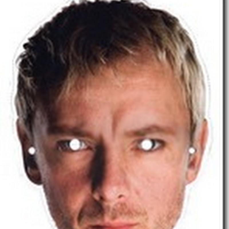 Máscara Doctor WHO para imprimir y usar