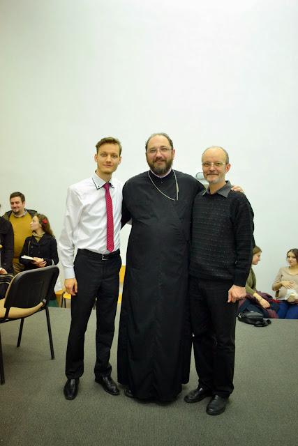 Pr. Constantin Necula despre tineri, FTOUB 255