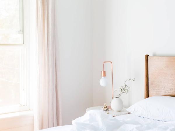 Tips voor een relaxte slaapkamer