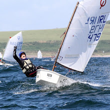 RCYC/IRL Sailors Optimist  British Nationals(Paul Keal)