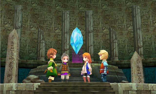 Imagem do Final Fantasy III