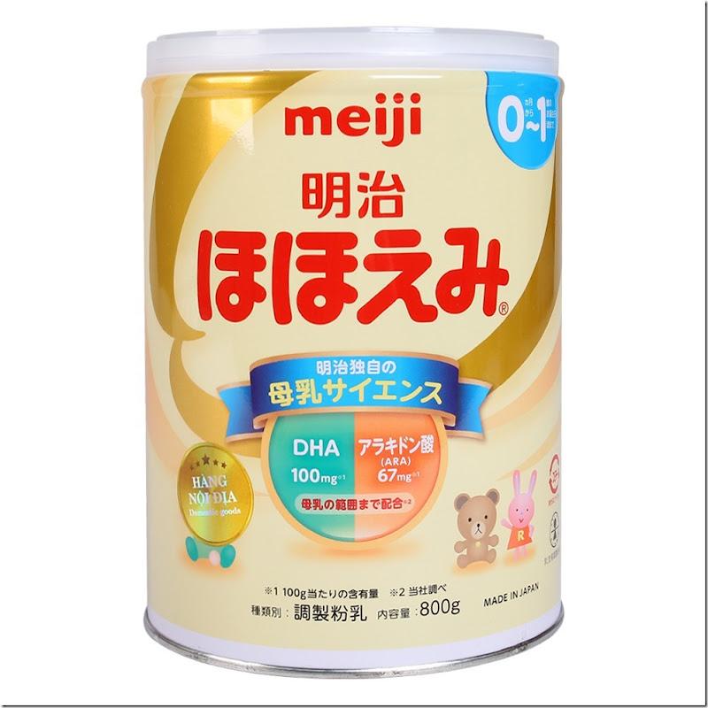 sua-meiji-800g