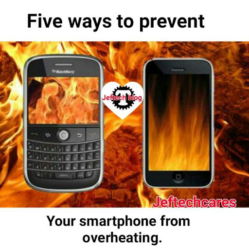 Top 5 Ways To Prevent Overheating On Your Smartphone.