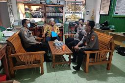 Silaturrahmi Kamtibmas, Sat Binmas Polres Sekadau  Mengunjungi Yayasan Ar - Rahmah