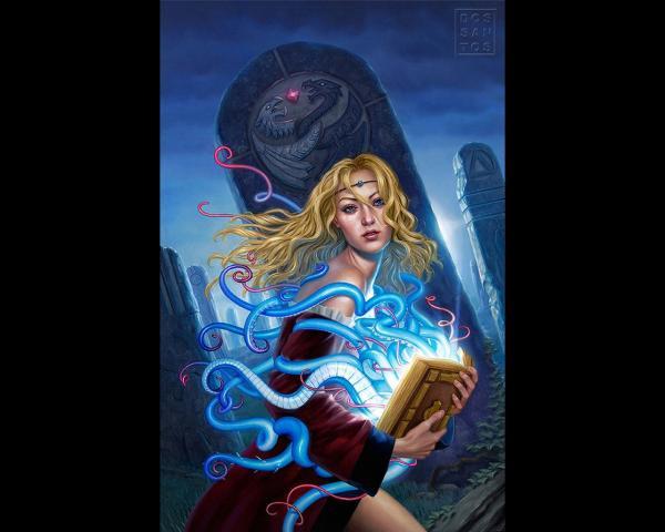 Mysterious Magian Of Sins, Sorceress 2