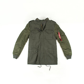 Alpha Industries M-65 Fusion Field Coat