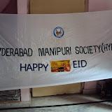 EID celebration at Hyderabad, August 31, 2011