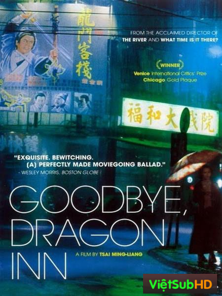 Good Bye, Dragon Inn