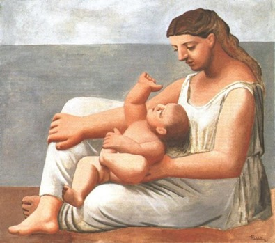 picasso_Mother_and_Child_1921_