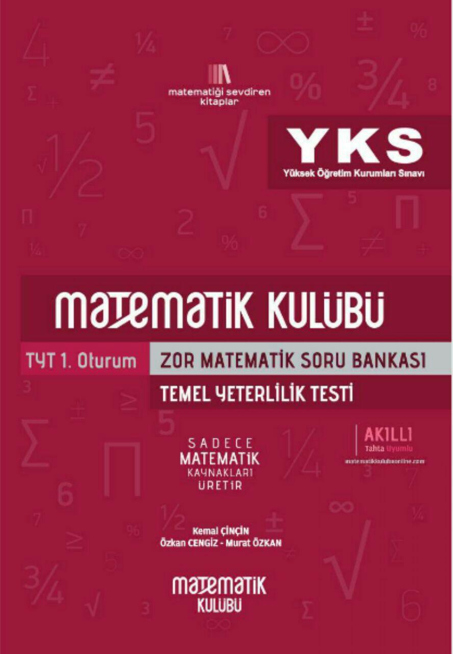 Matematik Kulübü TYT Zor Matematik Soru Bankası