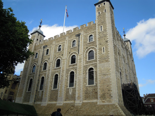 White Tower, Tower of London.From Best Museums in London and Beyond