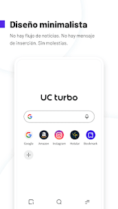 UC Browser Turbo Premium – Navegador seguro 1