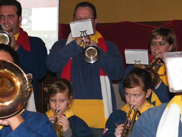 2009-11-08 Generale repetitie bij Alle daoge feest - DSCF0577.jpg