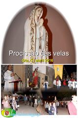 Procissão das velas 31.05.16