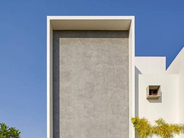 Framed House một trong những mẫu thiết kế với diện mạo lạ