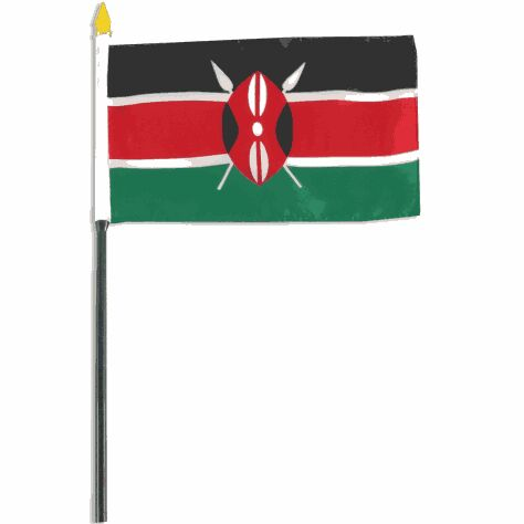 TOTAL FACTS ABOUT KENYA 5 Amazing pictures of the Kenyan flag