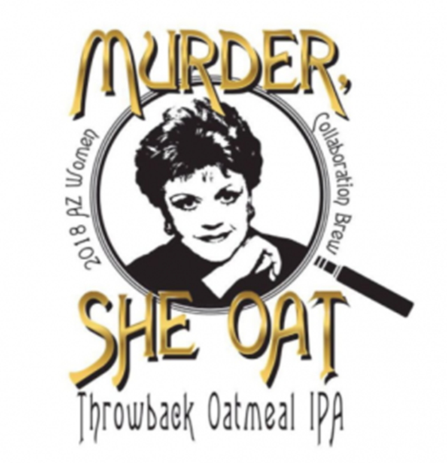 """AZ Women Brewers Creating """"Murder She Oat"""" For AZ Beer Week"""